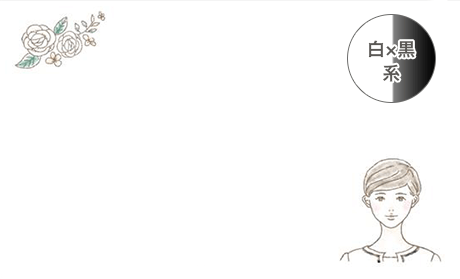 似顔絵名刺のデザインテンプレート