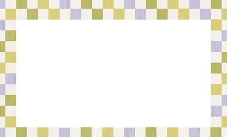 シンプル名刺のデザインテンプレート