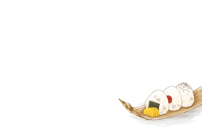 ショップカード(和食・日本料理)のデザインテンプレート