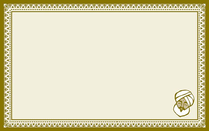 ショップカード(中華・エスニック)のデザインテンプレート