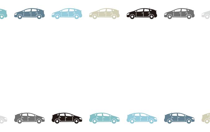 ショップカード(乗り物・車・バイク)のデザインテンプレート