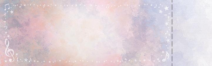 コンサート・イベントのチケットのデザインテンプレート(チケットのデザイン(TS-D-0291))