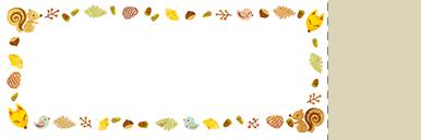 秋・ハロウィーン・紅葉・お月見・イベントのチケットのデザインテンプレート(チケットのデザイン(TK-D-0062))