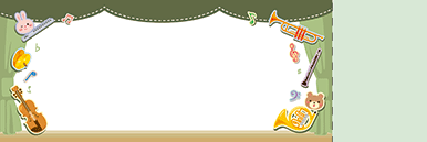 子供・親子・ファミリーチケットSのデザインテンプレート0082