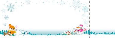 季節・行事・記念日(冬・クリスマス・お正月・初日の出)チケットSのデザインテンプレート0108