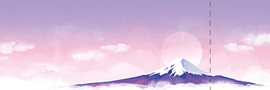 季節・行事・記念日(冬・クリスマス・お正月・初日の出)チケットSのデザインテンプレート0120