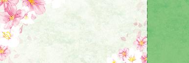 季節・行事・記念日(春・さくら・卒業・入学・新生活)チケットSのデザインテンプレート0140