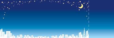 夏・七夕・ひまわり・星空・水族館・イベントのチケットのデザインテンプレート(チケットのデザイン(TS-D-0171))