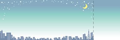 夏・七夕・ひまわり・星空・水族館・イベントのチケットのデザインテンプレート(チケットのデザイン(TS-D-0172))