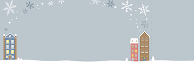 季節・行事・記念日(冬・クリスマス・お正月・初日の出)チケットSのデザインテンプレート0187