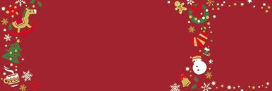 季節・行事・記念日(冬・クリスマス・お正月・初日の出)チケットSのデザインテンプレート0191