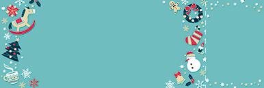 季節・行事・記念日(冬・クリスマス・お正月・初日の出)チケットSのデザインテンプレート0193