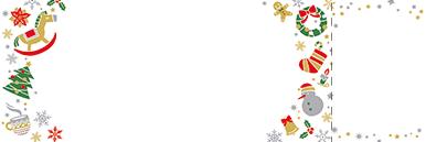 季節・行事・記念日(冬・クリスマス・お正月・初日の出)チケットSのデザインテンプレート0194