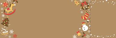 季節・行事・記念日(冬・クリスマス・お正月・初日の出)チケットSのデザインテンプレート0196