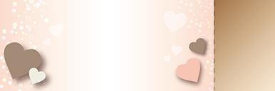 季節・行事・記念日(バレンタインデー・ホワイトデー)チケットSのデザインテンプレート0211