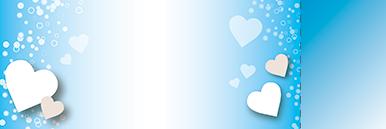 季節・行事・記念日(バレンタインデー・ホワイトデー)チケットSのデザインテンプレート0214