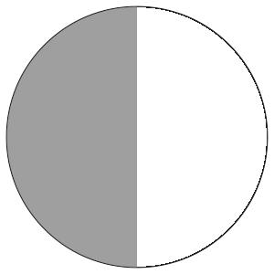 紙うちわ 丸型(無地)デザインテンプレート0003