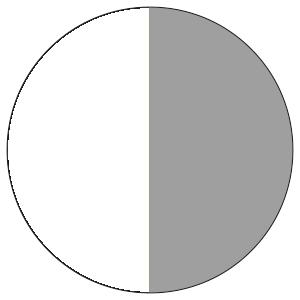 紙うちわ 丸型(無地)デザインテンプレート0004