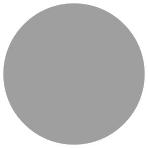 紙うちわ 丸型(無地)デザインテンプレート0005