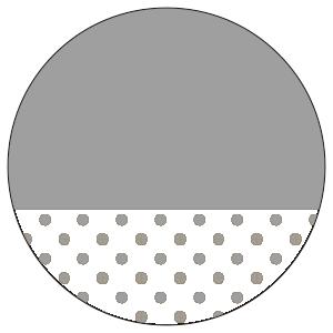 紙うちわ 丸型(無地)デザインテンプレート0007