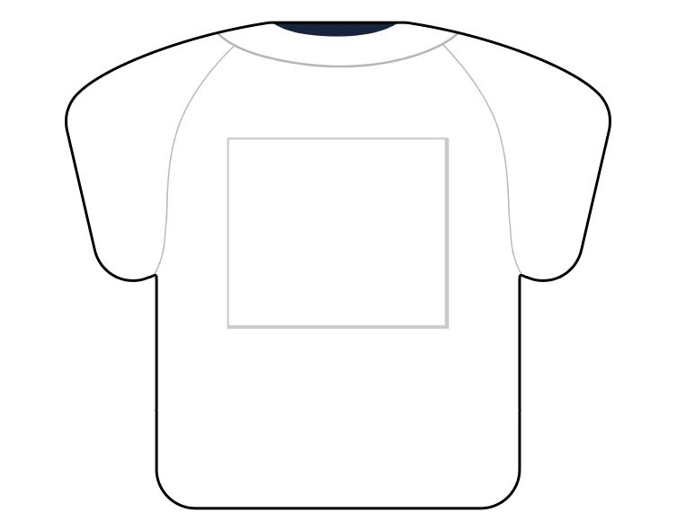 紙うちわ(野球)デザインテンプレート0060