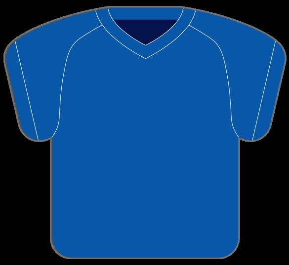紙うちわ(サッカー)デザインテンプレート0154