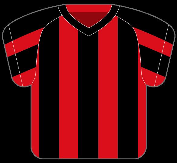 紙うちわ(サッカー)デザインテンプレート0164