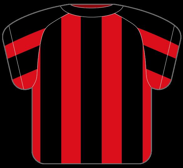 紙うちわ(サッカー)デザインテンプレート0168